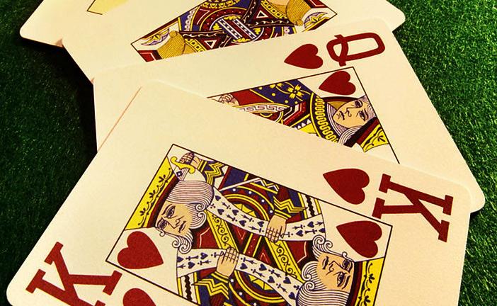 扑克牌上的历史-k系列(上)
