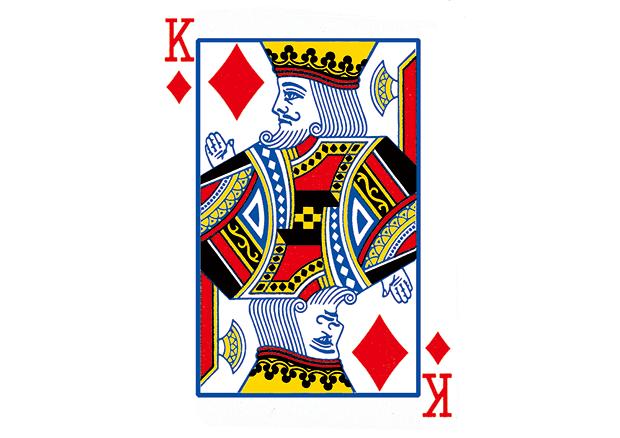 地下影??k?_扑克牌上的历史-k系列