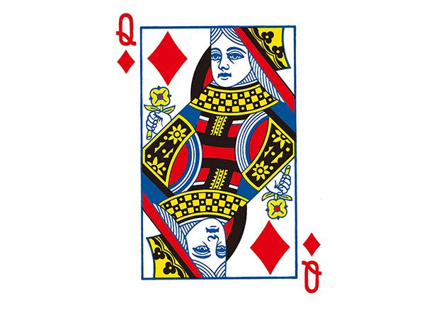 [转载]扑克牌上的历史-q系列