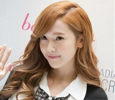 2014最新韩式烫发发型